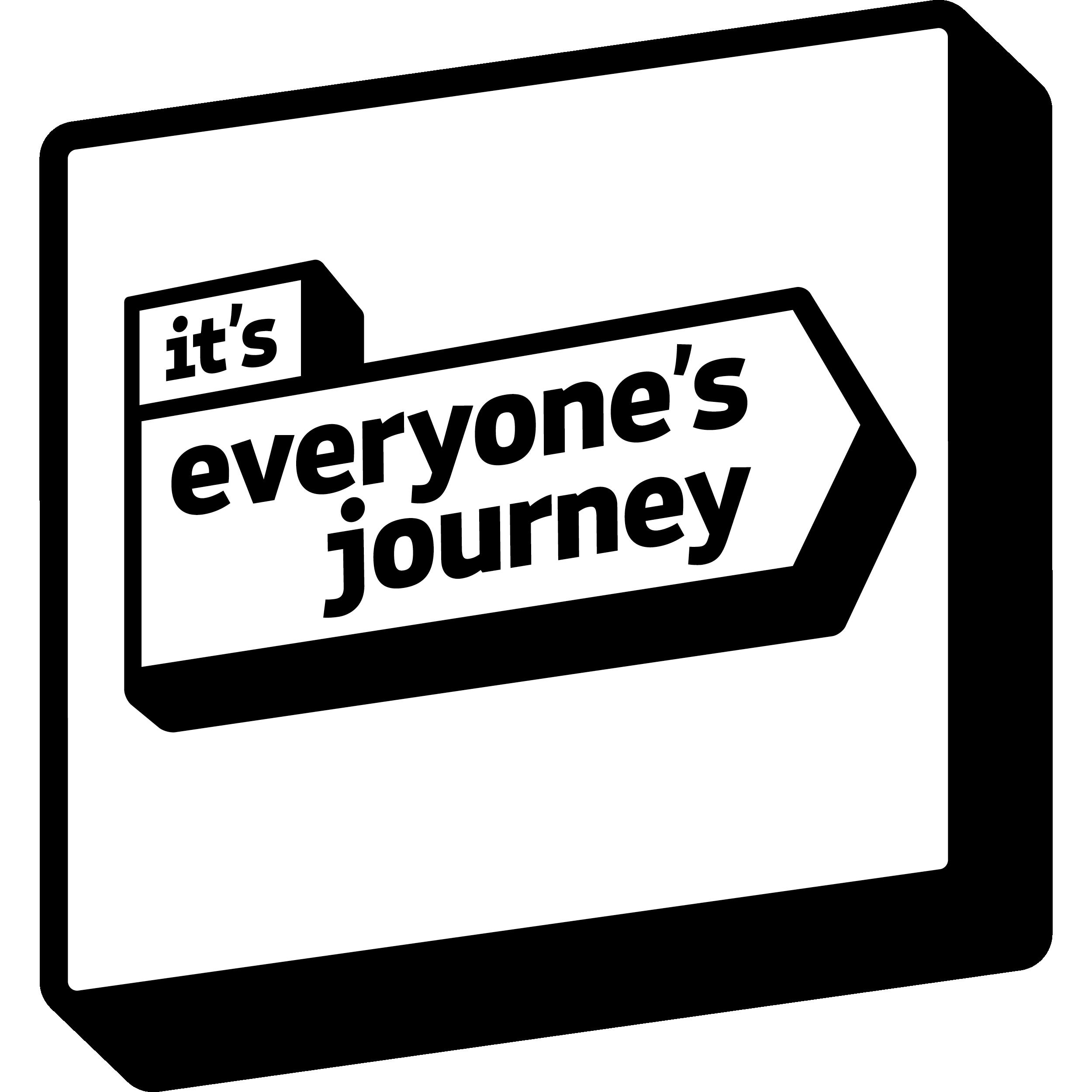 it's everyone's journey logo